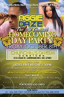 2010 A&T HOMECOMING:  AGGIE DAZE - Alumni DAY Party