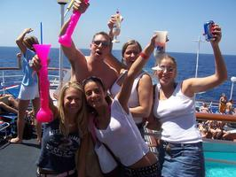 Terk's Pre-Memorial Party Cruise Event