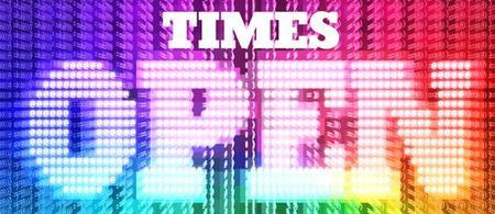 Times Open 2.0 - Open Government