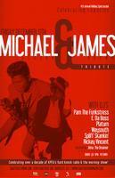 """Celebrating Legacies""James Brown & Michael Jackson..."