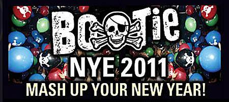 BOOTIE NYE 2011 - Mash Up Your New Year!