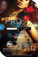 SATURDAY ::: ★-★ PROPHYTE ★-★ Charlotte Greek Picnic...