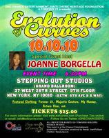Evolution of Curves Charity Event for Haiti- NEW YORK