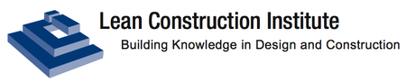 12th Annual Lean Construction Congress - BOARD MEMBER...