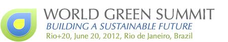 World Green Summit at Rio+20