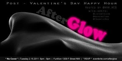 AFTERGLOW: Post Valentine's Day Happy Hour