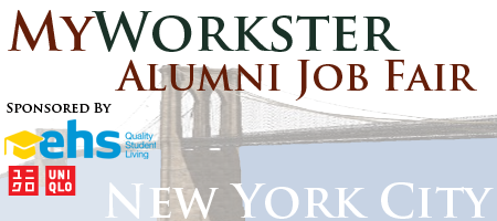 MyWorkster's Alumni-Only Recruiting Fair - NYC (Alumni...