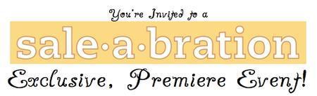Sale-A-Bration Premiere Event