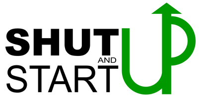 ShutUp & StartUp Weekend