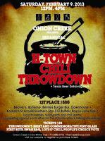 ONION CREEK'S 3RD ANNUAL H-TOWN CHILI THROWDOWN -...