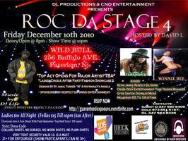 "ROC DA STAGE 4  & ""Ladies"" Choice After Party Co..."