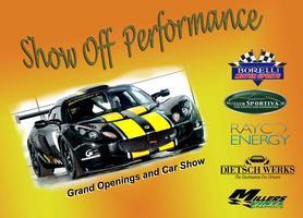 Show Off Performance Celebration at Club Auto Sport