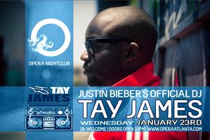DJ TAY JAMES | COLLEGE NIGHT