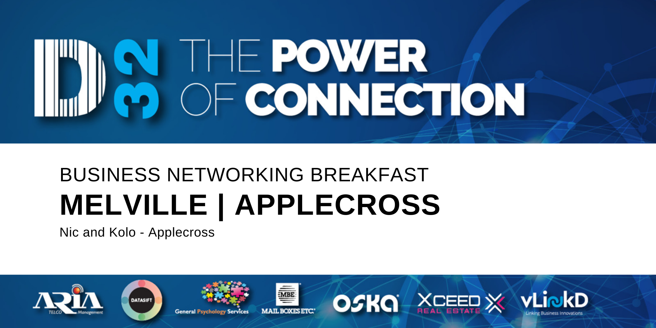 District32 Business Networking Perth– Melville / Mt Pleasant / Applecross - Wed 01st July
