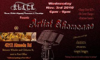 B.L.A.C.K. Gospel Artist Showcase