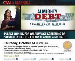 Special Screening: CNN Black in America - Almighty Debt