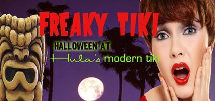 Freaky Tiki - Halloween at Hula's