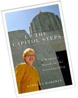 """Up the Capitol Steps"" With Governor Barbara Roberts"