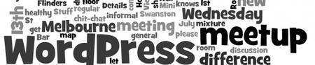WordPress Melbourne User Group Christmas Meetup