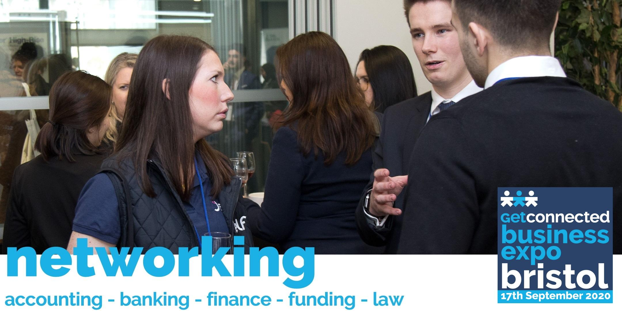 Networking for Accounting, Banking, Finance & Law