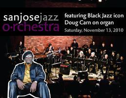 Doug Carn and the San Jose Jazz Orchestra