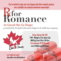 Rx for Romance ~ An Upscale Pop-Up Shoppe