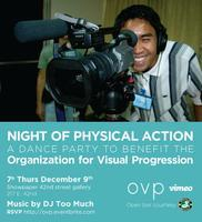 Physical Action -  A  Dance Party to Benefit The...
