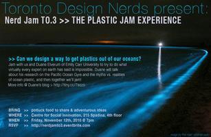 Nerd Jam TO.3 - The Plastic Jam Experience