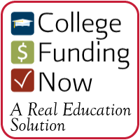College Funding Workshops logo