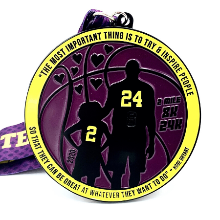 2020 Race for the Greatest 2 Mile, 8K, 24K –Miami