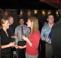 Networking at South Suburbs on Thursday November 4th