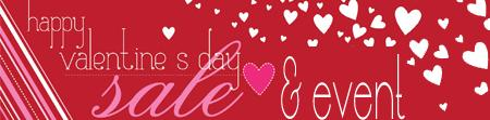 Valentine's Day Sale and Pamper Party!