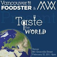 Vancouver Foodster & AMV Taste The World