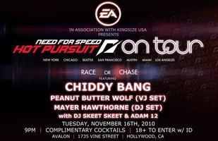Need for Speed Hot Pursuit On Tour - LA (KingSize)