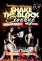 "Shake The  Block ""Sundays"""