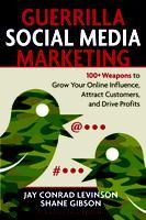 Vancouver Guerrilla Social Media Marketing BOOK LAUNCH...