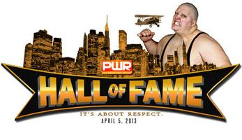 PWR Hall of Fame Ceremony