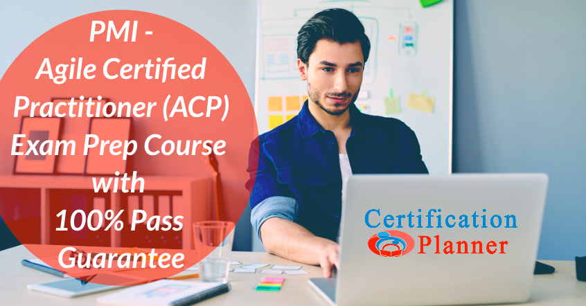 PMI-ACP Certification In-Person Training in San Francisco
