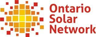 "Jan 27 - Monthly ""Solar Network Evening"" - Ontario's..."