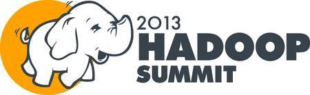 Hadoop Summit Europe 2013