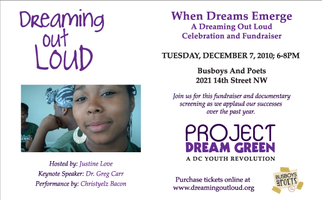 When Dreams Emerge: A Dreaming Out Loud Celebration...