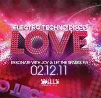 SKILLS presents - etd.LOVE   |  Saturday February...