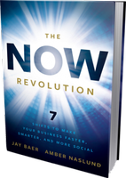 The Now Revolution Book Tour: Vancouver