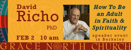 David Richo PhD Speaker Event: How to Be an Adult in...