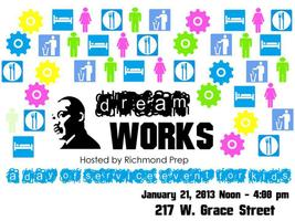 DREAM WORKS :: a day of service for kids :: JOIN WEEK...