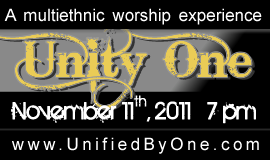 Unity One Worship Concert - 11/11/11