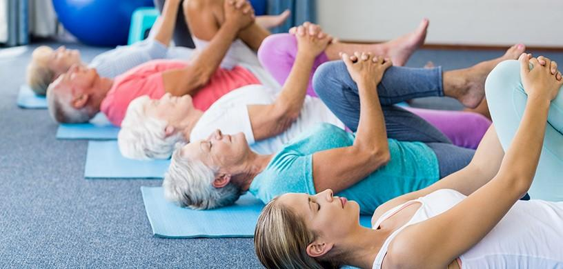 Pilates - Term 2 2020- Thursday 9:30am-10:30am (Over 55s Leisure and Learning in partnership with Active Parramatta)