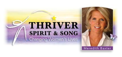 Attend our Thriver Spirit & Song Event!