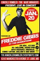 FREDDIE GIBBS AT THE GRAMOPHONE (ST. LOUIS, MO)