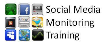 Social Media Monitoring Training Course   January 2011